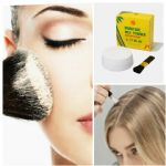 Marutake Face and Hair Powder With Applicator